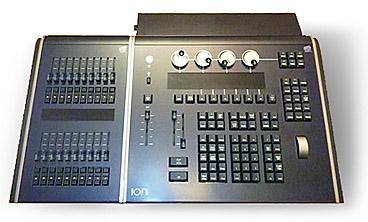 Etc ion console